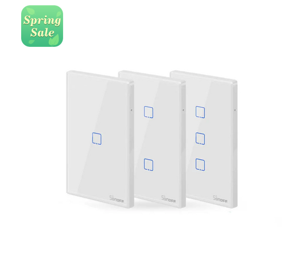 ElectroWire™ Wall Switch RF Smart Wall Touch Switch Works With Alexa