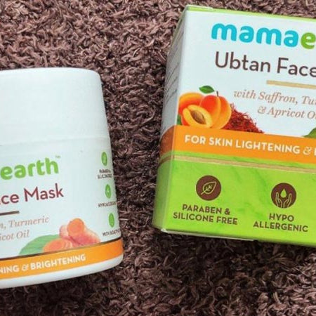 Top 5 Benefits of Mamaearth Ubtan Face Mask