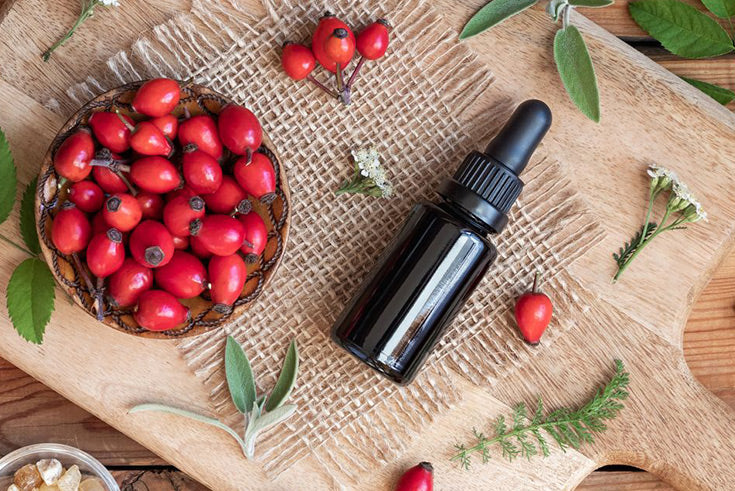 Rosehip Seed oil and its Benefits