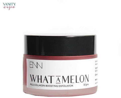 Vanity Wagon I ENN What-A-Melon, Mild collagen-boosting Exfoliator