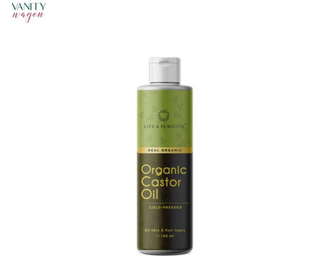 Vanity Wagon I Life and Pursuits Cold Pressed, Organic Castor Oil