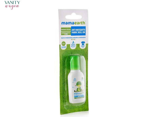 Vanity Wagon I Mamaearth Anti-Mosquito Fabric Roll-On