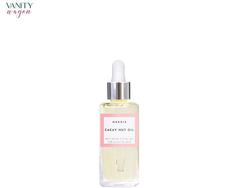 Vanity Wagon I Herbis Botanicals Cacay Nut Oil, Anti-Aging Facial Oil