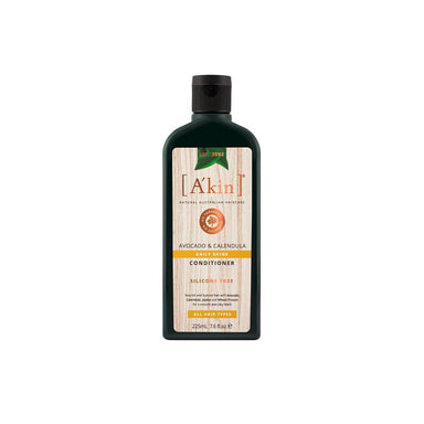 Vanity Wagon | Buy A'kin Natural Avocado & Calendula Daily Shine Silicon Free Conditioner