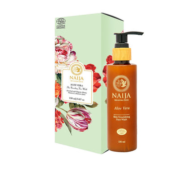 Vanity Wagon | Buy Naija Organic Aloe Vera Skin Nourishing Face Wash