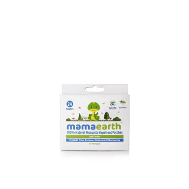 Mamaearth Natural Mosquito Repellent Patches for Babies with 12 Hour Protection