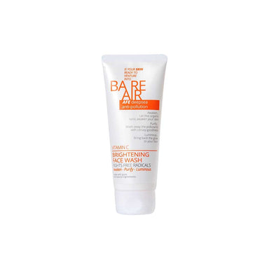 BareAir Brightening Face Wash with Vitamin C -1