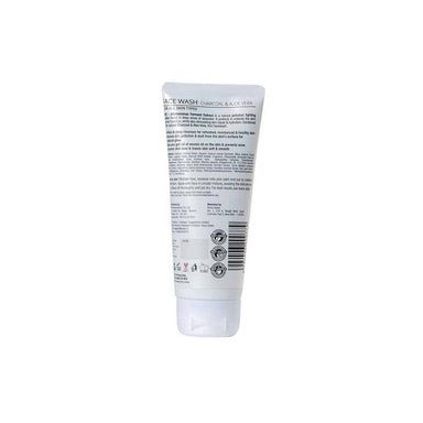 BareAir Face Wash with Charcoal and Aloe Vera -2