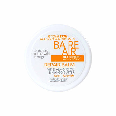 BareAir Repair Balm with Vitamin E, Almond Oil and Mango Butter -1