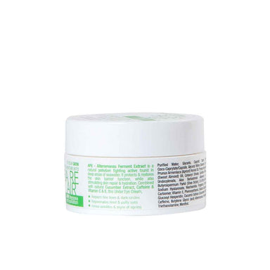 BareAir Under Eye Cream with Cucumber Extracts, Vitamin C and E -2