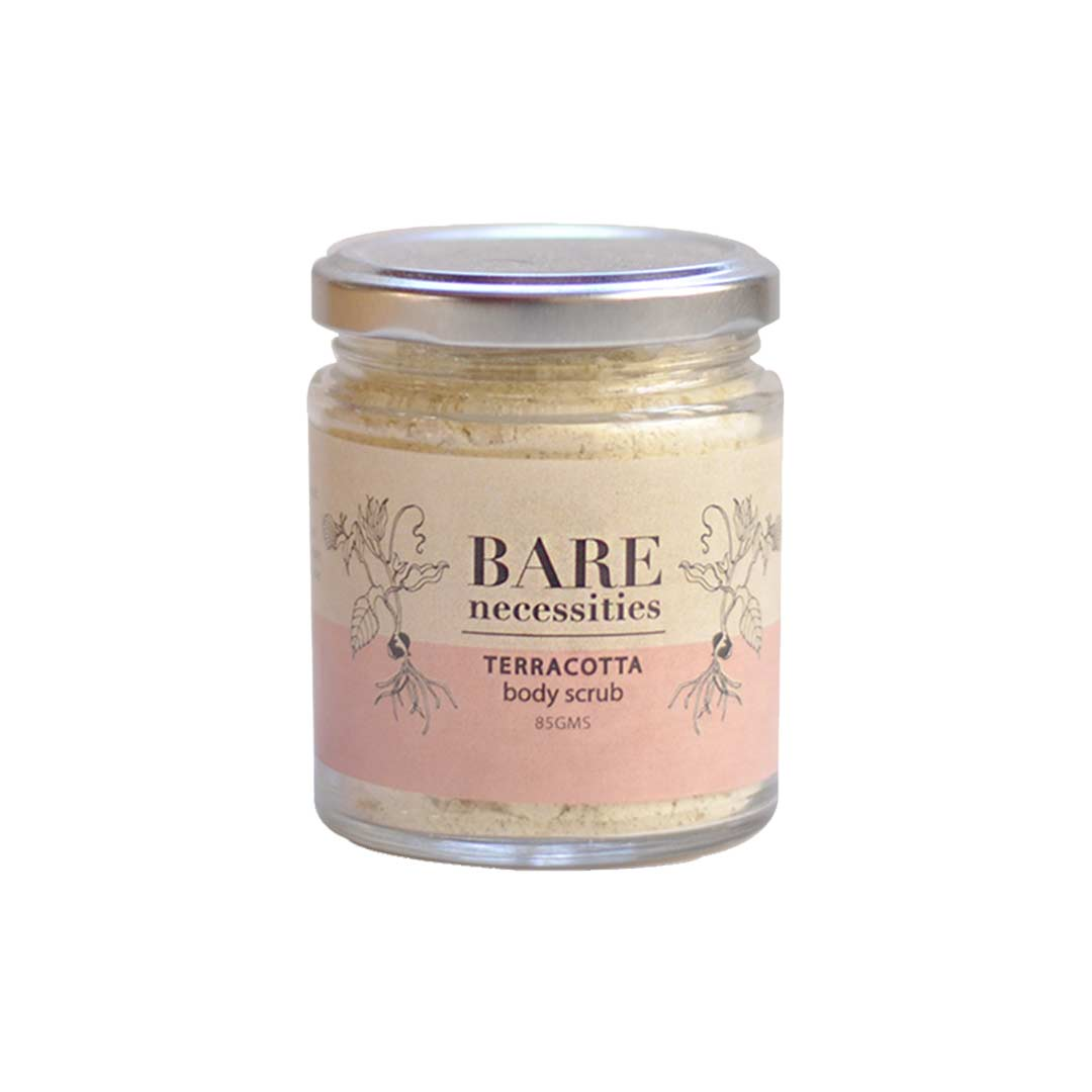 Vanity Wagon | Buy Bare Necessities Terracotta Body Scrub