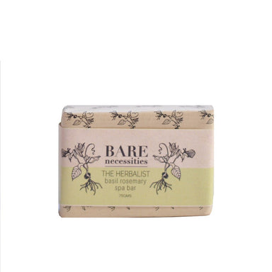 Vanity Wagon | Buy Bare Necessities The Herbalist, Basil Rosemary Spa Bar