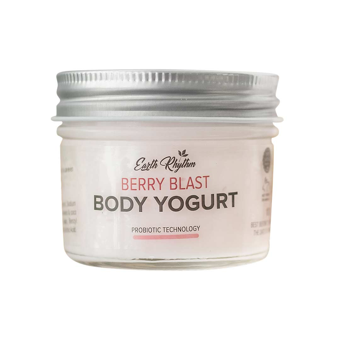 Vanity Wagon | Buy Earth Rhythm Body Yogurt with Berry Blast