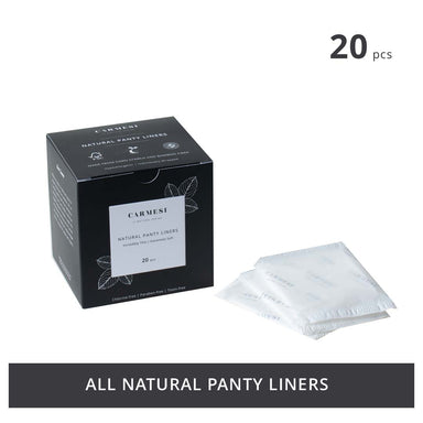 Carmesi All Natural Panty Liners (20 Pcs) 2