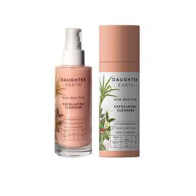 Vanity Wagon | Buy Daughter Earth AHA BHA PHA Exfoliating Cleanser