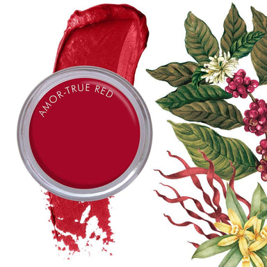 Vanity Wagon | Buy Daughter Earth Amor, The True Red Super Antioxidant Lip & Cheek Tint