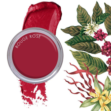 Vanity Wagon | Buy Daughter Earth Rouge Rose Super Antioxidant Lip & Cheek Tint