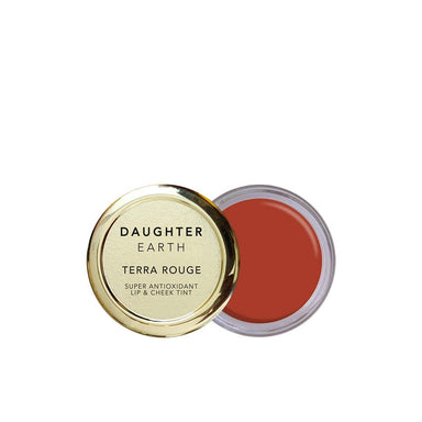 Vanity Wagon | Buy Daughter Earth Terra Rouge, Super Antioxidant Lip & Cheek Tint