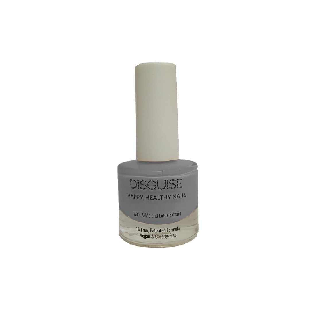 Disguise Cosmetics Nail Polish, Grey Cloud 121