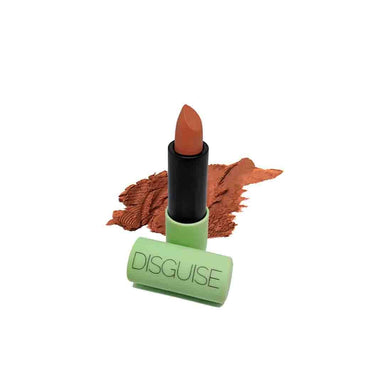 Disguise Cosmetics Ultra Comfortable Satin Matte Lipstick, Beige Musician 09