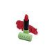 Disguise Cosmetics Ultra Comfortable Satin Matte Lipstick, Red Model 02
