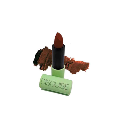 Disguise Cosmetics Ultra Comfortable Satin Matte Lipstick, Sienna Racer 12