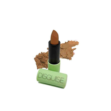 Disguise Cosmetics Ultra Comfortable Satin Matte Lipstick, Toffee Vocalist 14