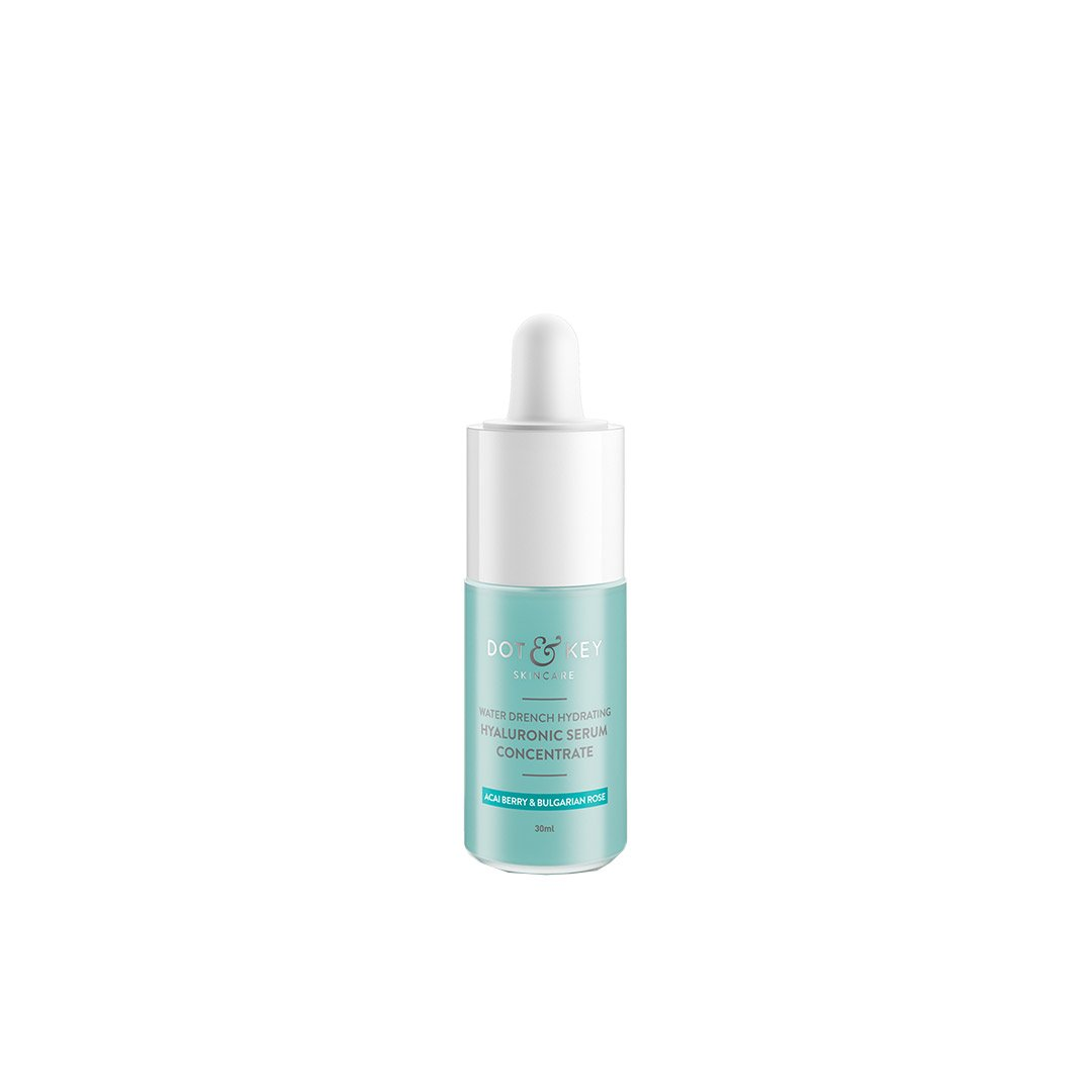 Vanity Wagon | Dot & Key Water Drench Hydrating, Hyaluronic Serum Concentrate