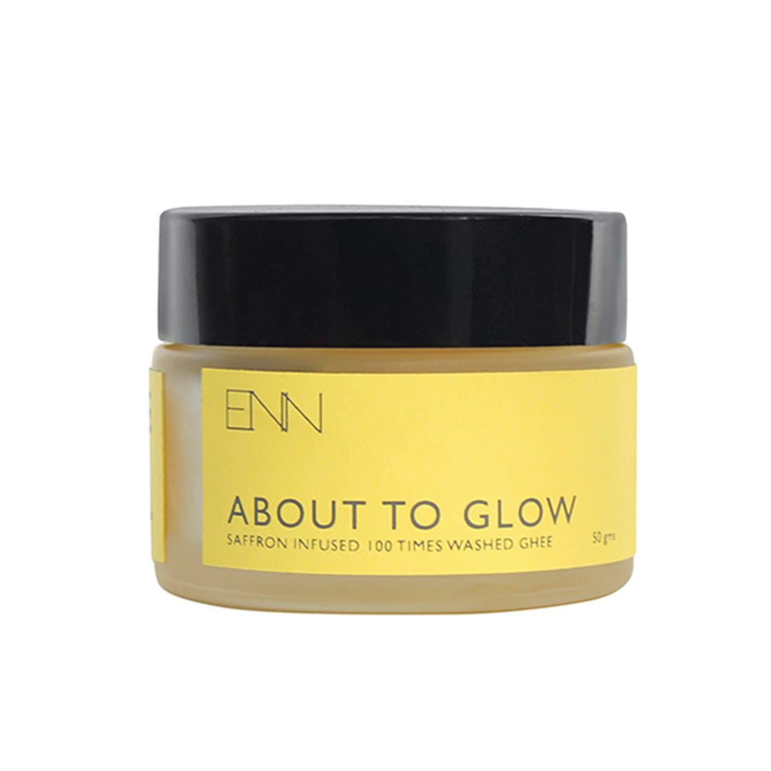 Vanity Wagon | Buy ENN About to Glow Face Cream with Saffron
