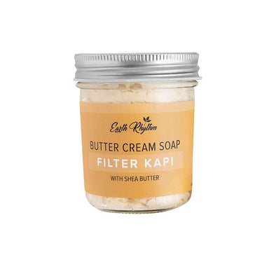 Vanity Wagon | Buy Earth Rhythm Butter Cream Soap with Shea Butter, Filter Kapi