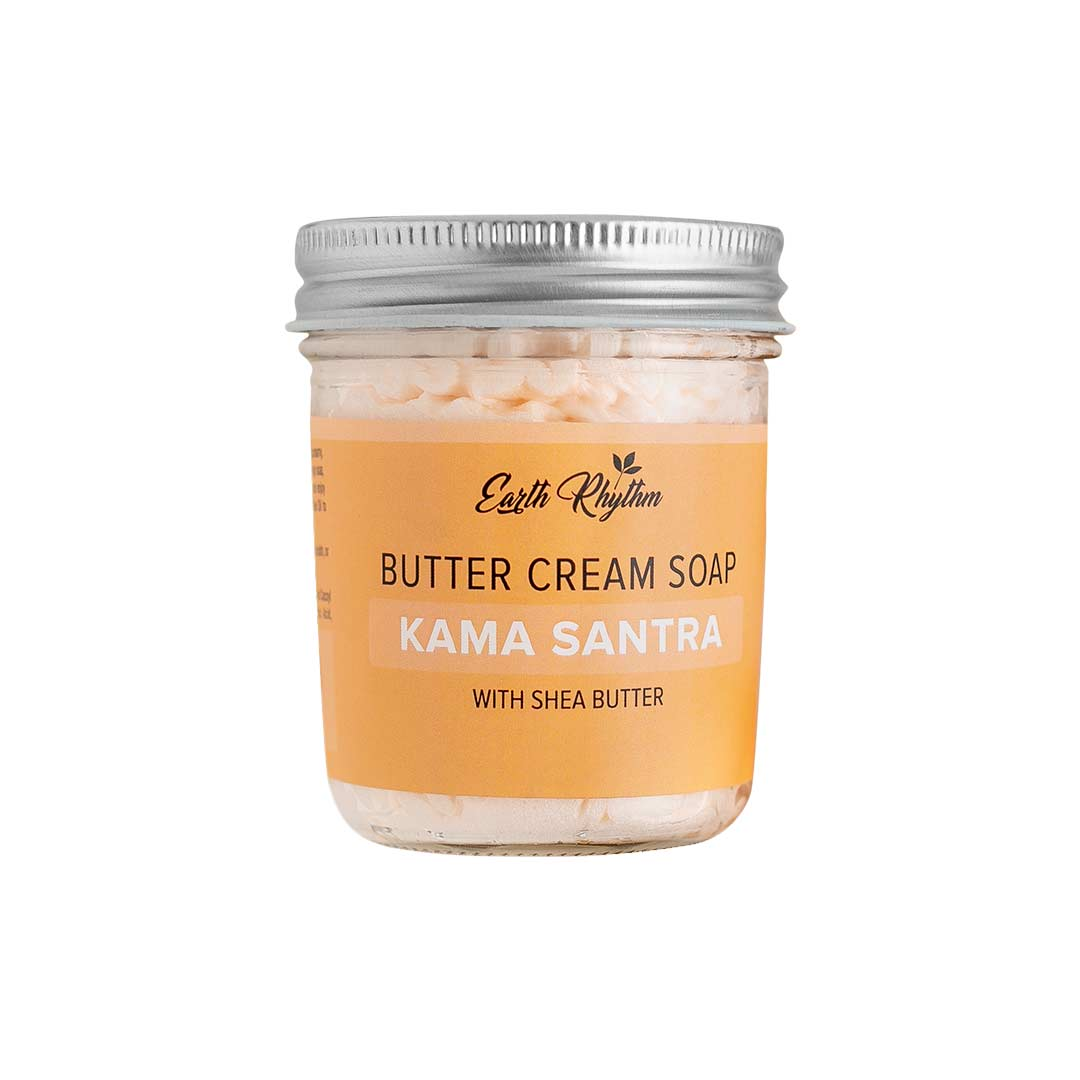 Vanity Wagon | Buy Earth Rhythm Butter Cream Soap with Shea Butter, Kama Santra