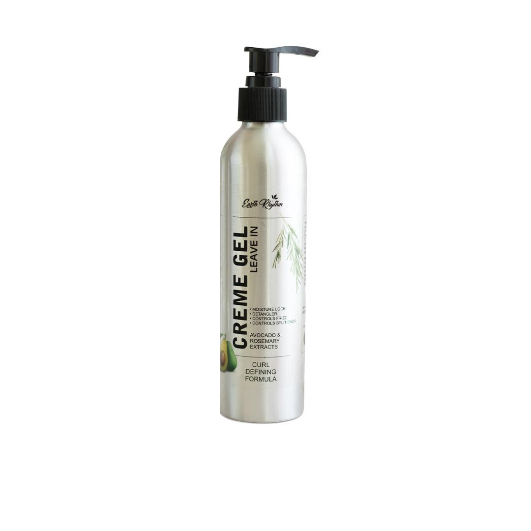 Vanity Wagon | Buy Earth Rhythm Creme Gel, Leave In Conditioner with Avocado & Rosemary