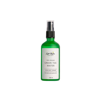 Vanity Wagon | Buy Earth Rhythm Green Tea Water, Healing Toner for Oily & Acne Prone Skin