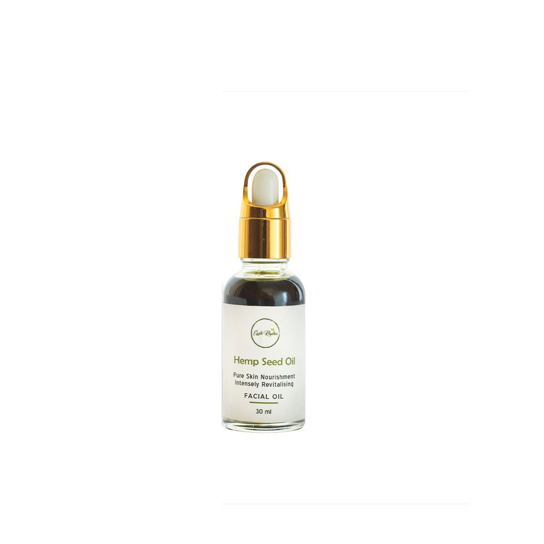 Vanity Wagon | Buy Earth Rhythm Hemp Seed Facial Oil