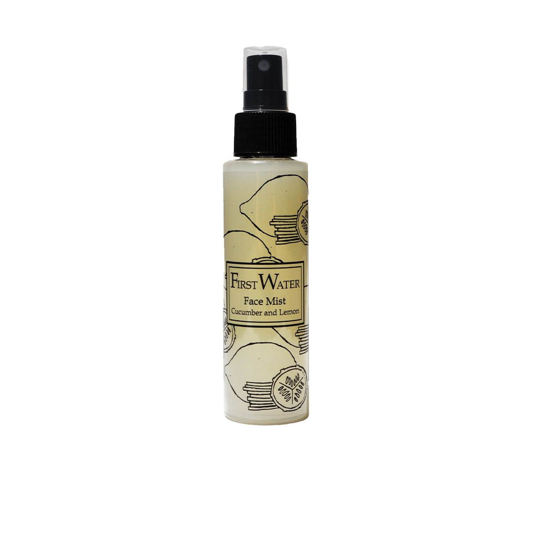 First Water Face Mist, Cucumber and Lemon -1