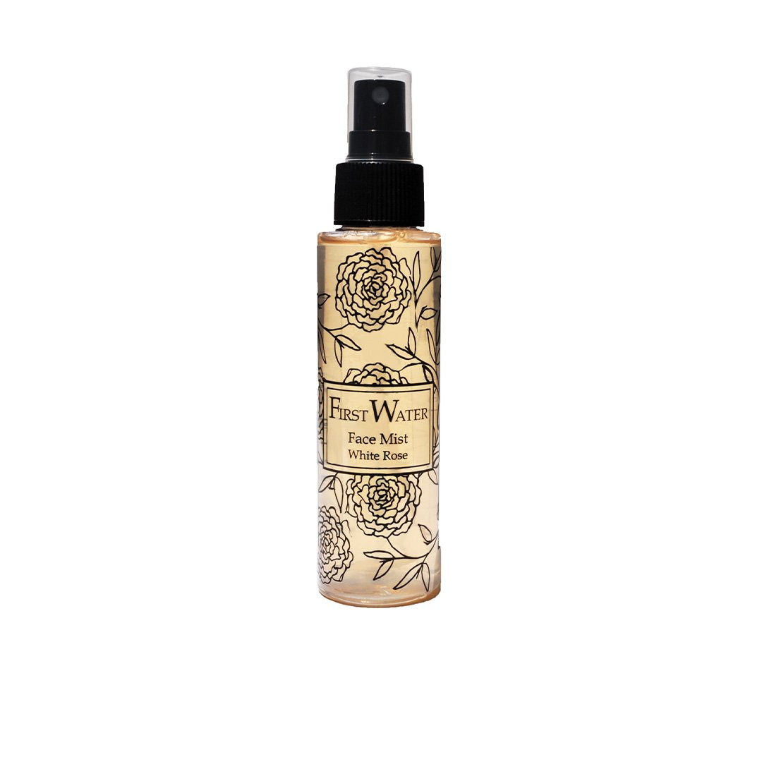 First Water Face Mist, White Rose -1