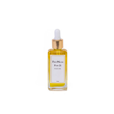 First Water Pure 21, Face Oil -1