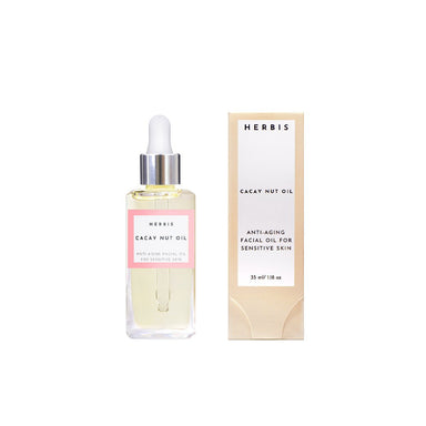 Vanity Wagon | Buy Herbis Botanicals Cacay Nut Oil, Anti-Aging Facial Oil