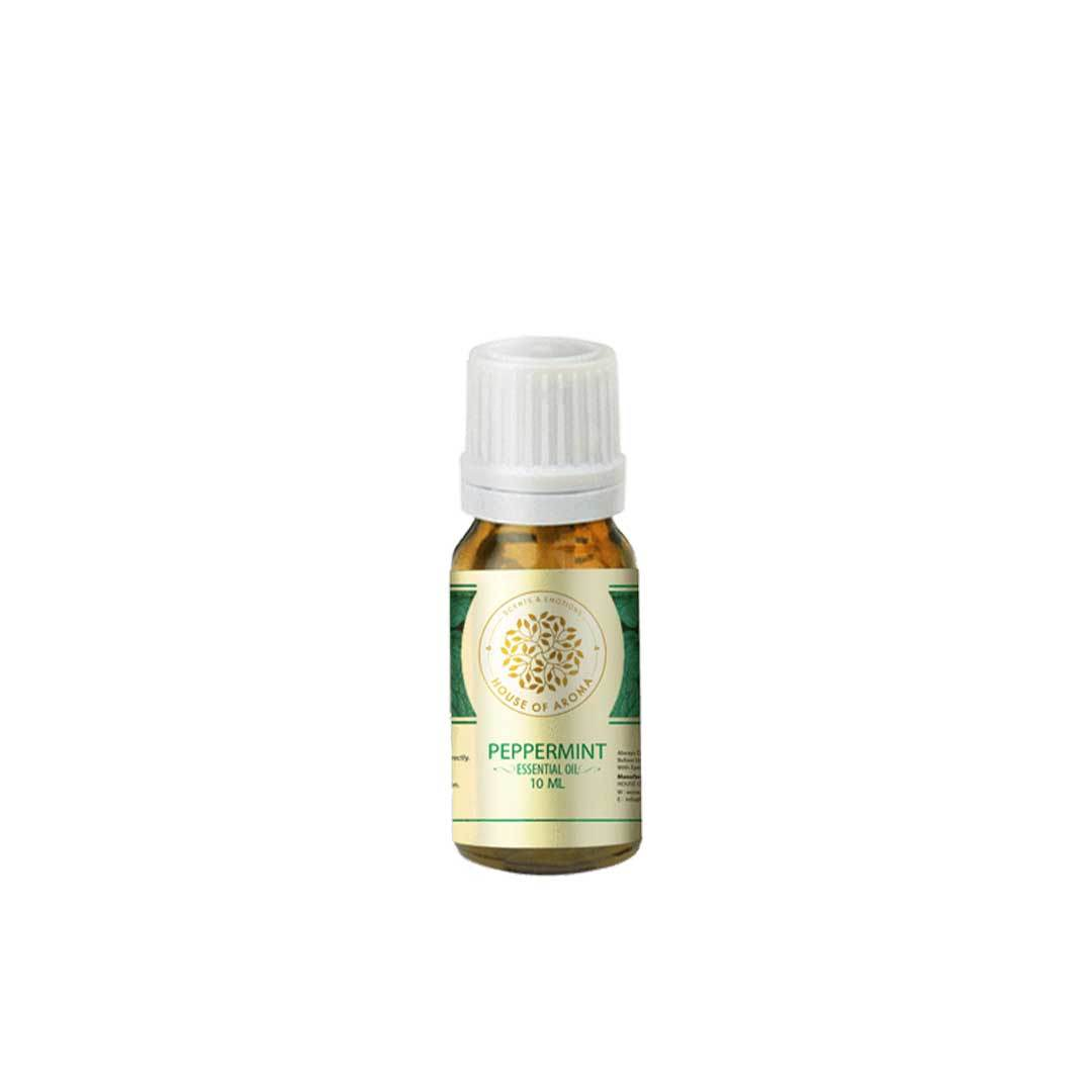 Vanity Wagon | Buy House of Aroma Peppermint Essential Oil