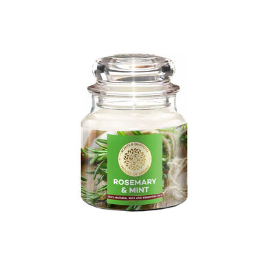 Vanity Wagon | Buy House of Aroma Rosemary & Mint Scented Candle for Aromatherapy