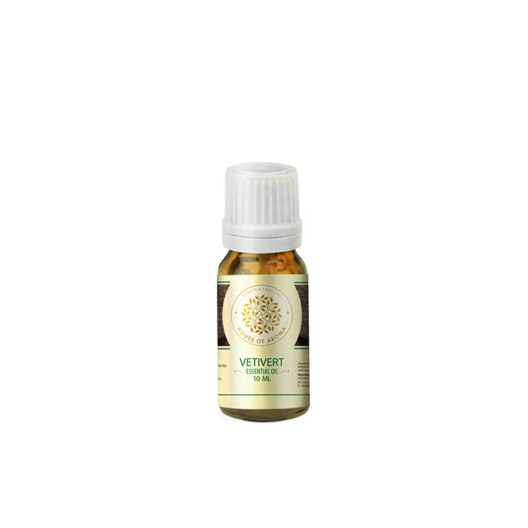 Vanity Wagon | Buy House of Aroma Vetivert Essential Oil