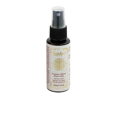 Indulgeo Essentials Camomile Roman Witch Hazel, Toning Mist