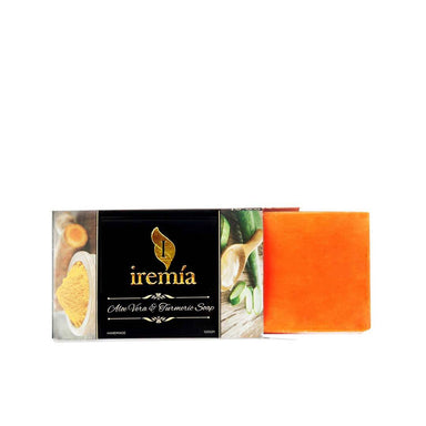 Iremia Aloe Vera and Turmeric Soap Bar -2