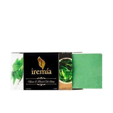 Iremia Neem and Basil Oil Soap Bar -2