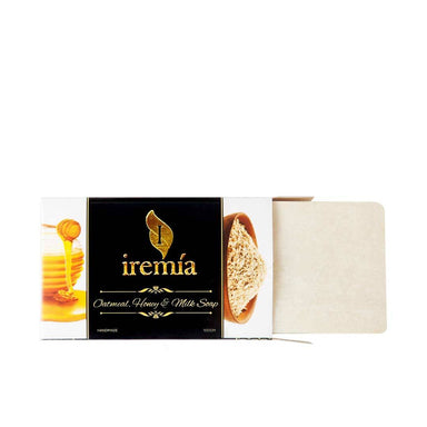 Iremia Oatmeal, Honey and Milk Soap Bar -2