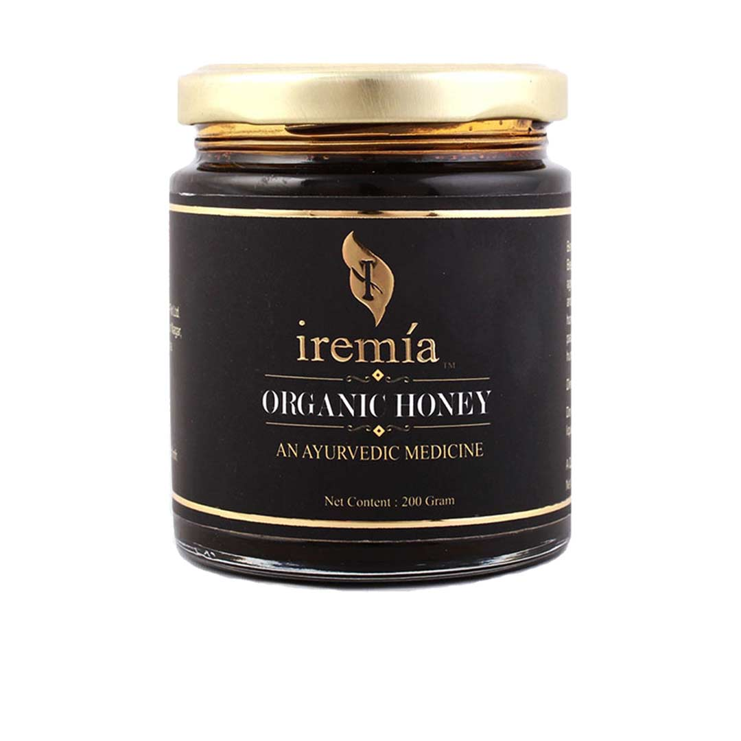 Iremia Organic Honey