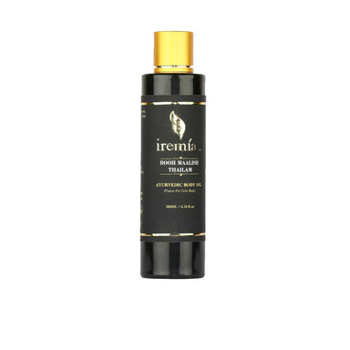 Iremia Rooh Maalish Thailam, Ayurvedic Body Oil for Calm Body -1