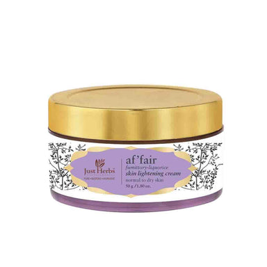 Just Herbs Affair, Fumitory and Licorice Skin Lightening Cream