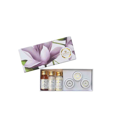 Just Herbs Just Herbs Essentials for Dry Skin Miniature Kit