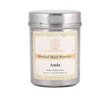 Khadi Natural Herbal Hair Powder with Amla -1
